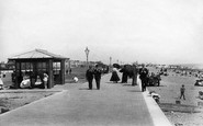 Littlehampton, The Promenade 1898
