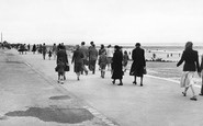 Littlehampton, The Promenade c.1950