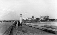 Littlehampton, The Promenade c.1960