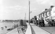 Littlehampton, The Quay c.1950