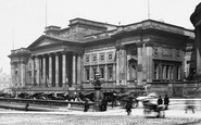 Liverpool, Free Library 1887