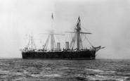 Liverpool, Hms Hercules 1890