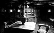 Liverpool, Ss Paris, Library 1890