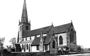 Liverpool, St John's Church, West Derby c.1875