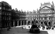 Liverpool, The Exchange 1890