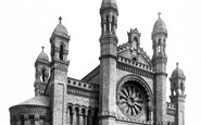 Liverpool, The Synagogue c.1874