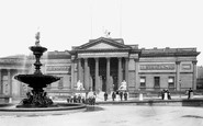 Liverpool, Walker Art Gallery 1895
