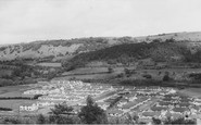 Llanbradach, The Estate c.1960