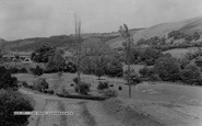 Llanbradach, The Park c.1955