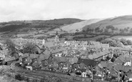 Llanbradach, The Village c.1960