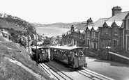 Llandudno, the Great Orme Railway c1960