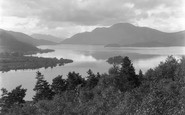 Example photo of Loch Lomond National Nature Reserve