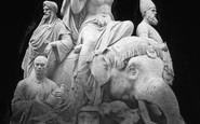 London, Albert Memorial, The Asia Sculpture c.1867