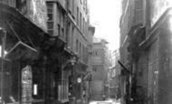 London, Bell Yard, Fleet Street c.1875