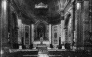 London, Brompton Oratory, Sanctuary 1899