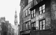 London, Drury Lane 1870