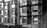 London, Shakespears House c.1875