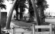Long Sutton, Cinder Ash c.1950