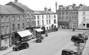 Long Sutton, Market Place c.1950