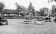 Long Sutton, The Park c.1955
