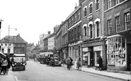Louth, Mercer Row c1955