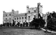 Example photo of Lumley Castle