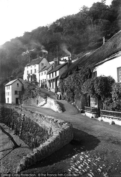 Lynmouth, Mars Hill 1894