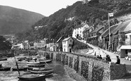 Lynmouth, The Harbour 1911