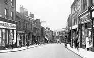 Macclesfield, Mill Street c1955