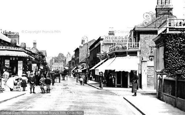 Maidenhead, King Street 1904