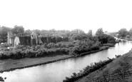Maidstone, Allington Castle 1898
