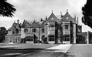 Malmesbury, Burton Hill House School for Crippled Girls c1955