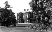 Market Drayton, Betton House 1899