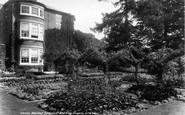 Market Drayton, Betton House And Gardens 1899