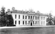 Market Drayton, Oaklet Hall 1899