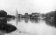 Marlow, 1901