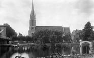 Marlow, All Saints Church 1901