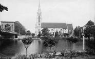 Marlow, All Saints Parish Church 1893