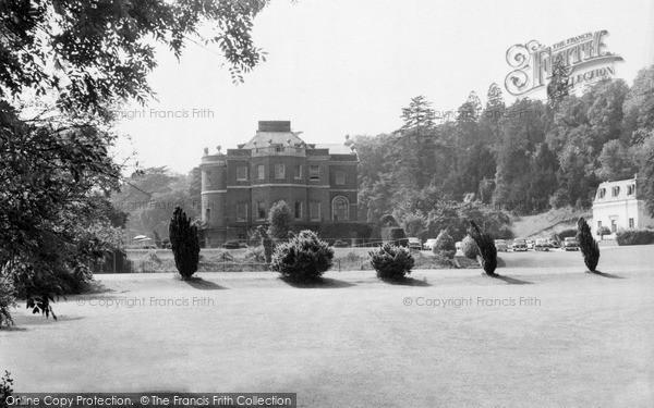 Marlow Harleyford Manor Francis Frith