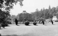 Marlow, Harleyford Manor c.1960