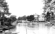 Marlow, Mills And Lock 1890
