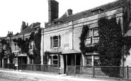 Marlow, Shelley House 1893