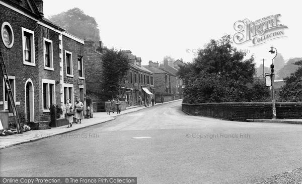 Marple Bridge, Town Street c.1955 - Francis Frith