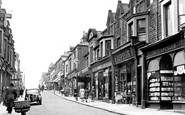 Maryport, Senhouse Street c.1955