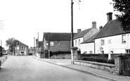 Meare, the Village c1955