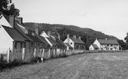Meifod, Council Houses c1955