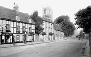 Melton Mowbray, Anne of Cleeves House 1927