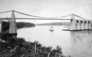 Example photo of Menai Bridge