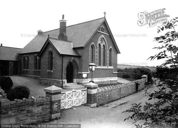 Menheniot, Wesleyan Chapel 1912