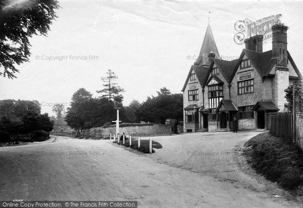 Merrow, 1911
